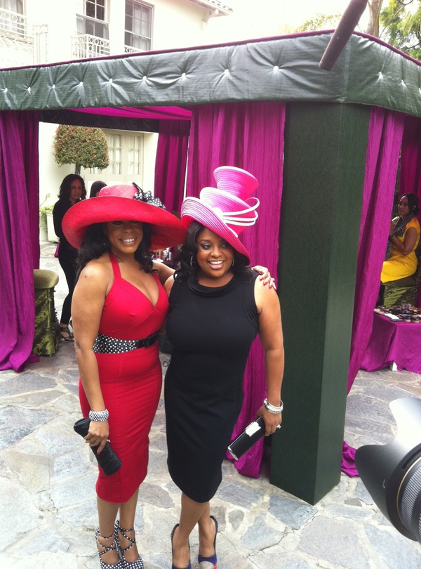 Niecy Nash's Fabulous Bridal Shower! – #CURVYSTA