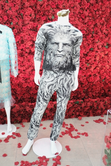NEW YORK, NY - MARCH 13: The Christopher Kane | Disney Collection displayed at Disney's Beauty and The Beast Product Showcase at Lincoln Center on March 13, 2017 in New York City. (Photo by Jason Kempin/Getty Images for Disney )