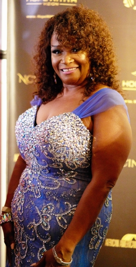 RHONDA MCCULLOUGH, WIFE OF BERNIE MAC