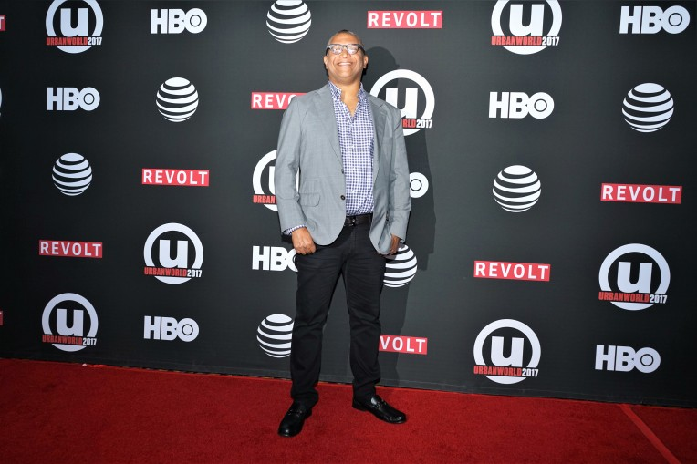 Reginald Hudlin, Director of Marshall the Movie