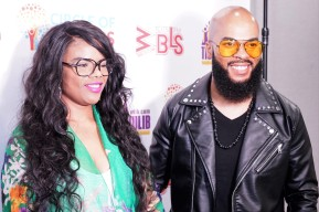 JJ HAIRSTON AND WIFE